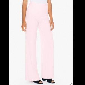 American Apparel Wide leg dress pants